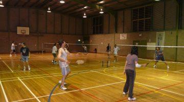 Sydney Snail Badminton Club Strathfield 1