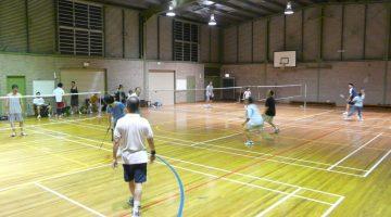 Sydney Snail Badminton Club Strathfield 2