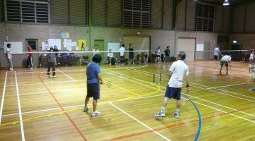 Sydney Snail Badminton Club Strathfield 3