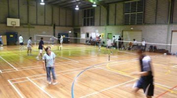 Sydney Snail Badminton Club Strathfield 4