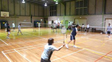 Sydney Snail Badminton Club Strathfield 5