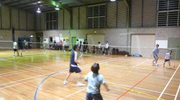 Sydney Snail Badminton Club Strathfield 6