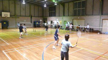 Sydney Snail Badminton Club Strathfield 7