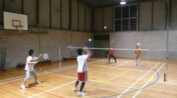Sydney Snail Badminton Club Strathfield 8